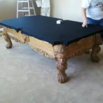 south bend pool table movers